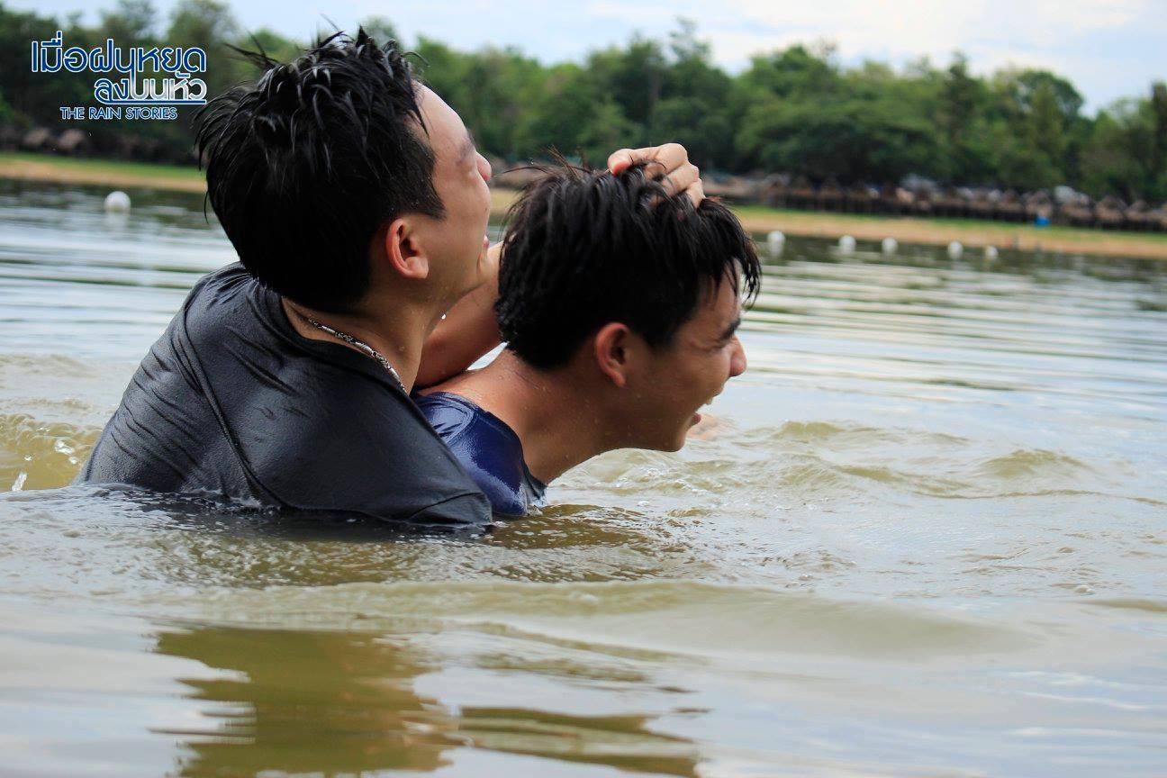 อ๊อฟชั่น ถิรติกร - คิม วรกมล - เมื่อฝนหยดลงบนหัว