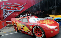 Cars 3 Comes to Sonoma
