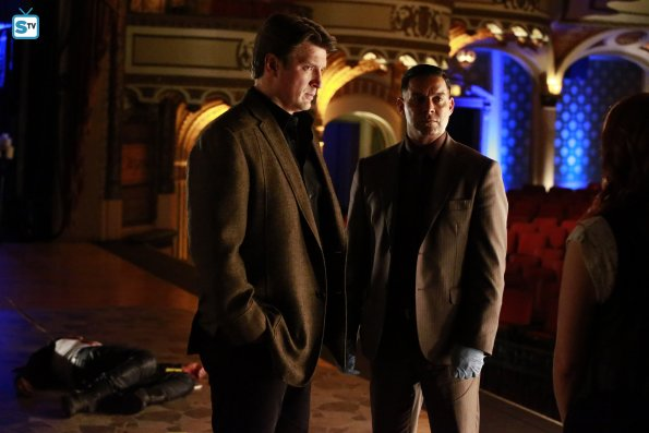 Castle - Episode 8.20 - Much Ado About Murder - Sneak Peeks, Promo, Promotional Photos & Press Release
