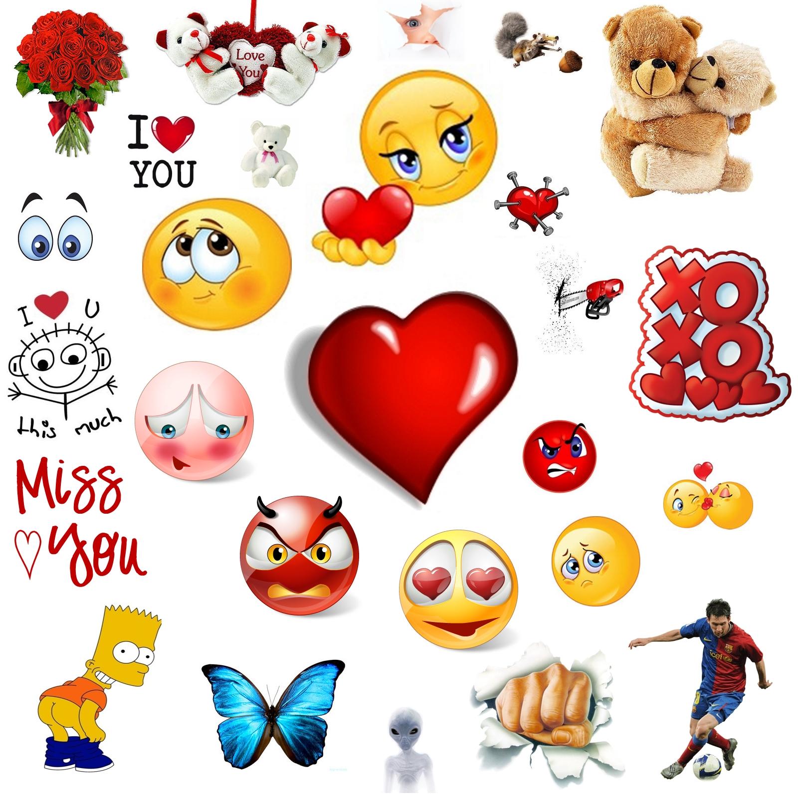 I Love Nerds Facebook Chat Sticker