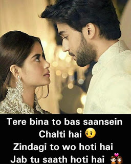 WhatsApp status love in Hindi