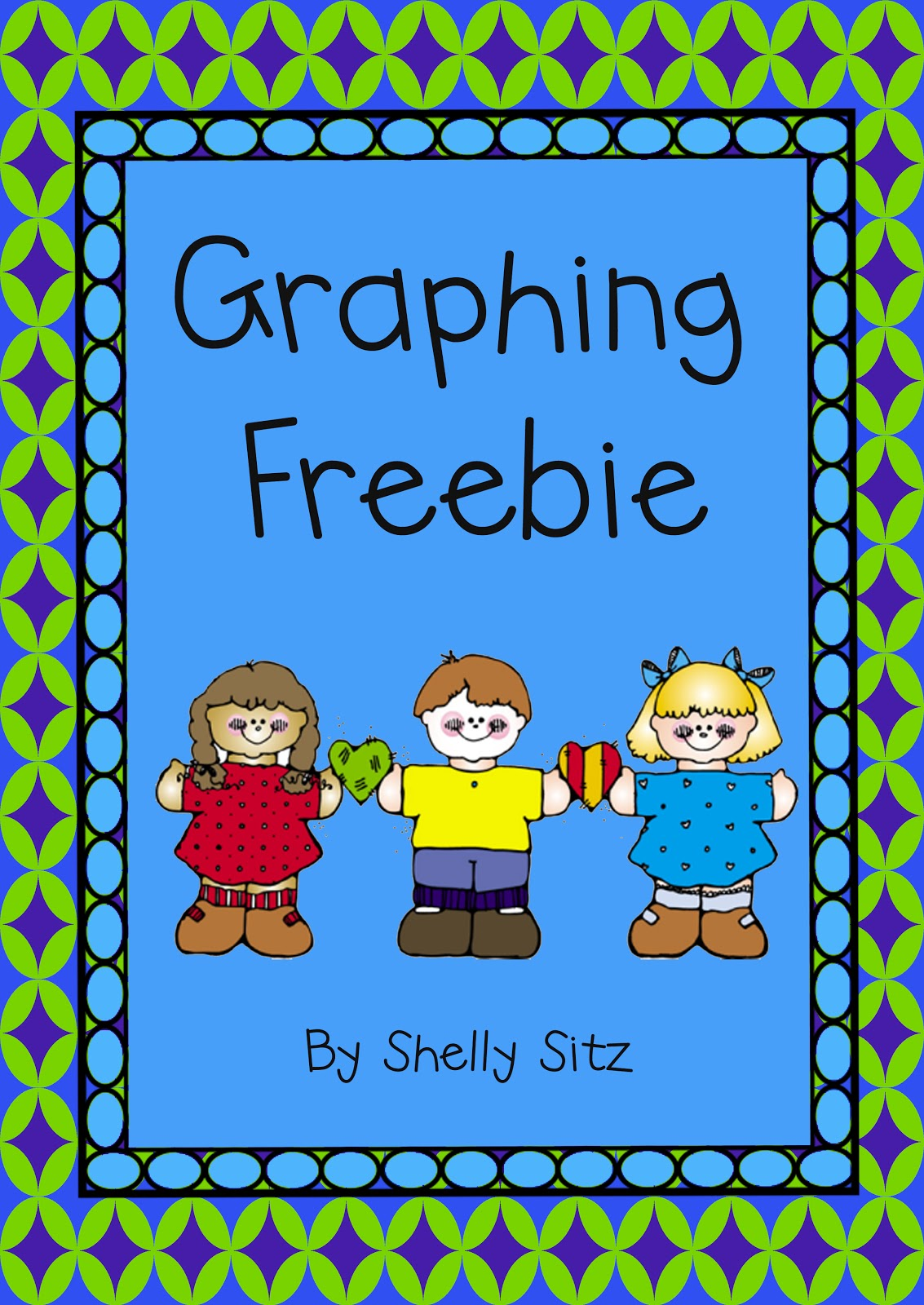 Smiling And Shining In Second Grade Graphing Freebie