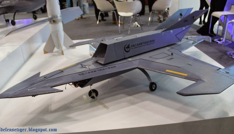 Defense Strategies: CAC's (China, Chengdu Aircraft Industry Group) variable  wing UAV: China's new next-gen X-wing UCAV