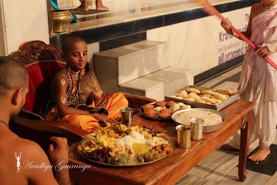 Appearence day of Lord Vamana     - Hare Krishna News - Gaudiya News