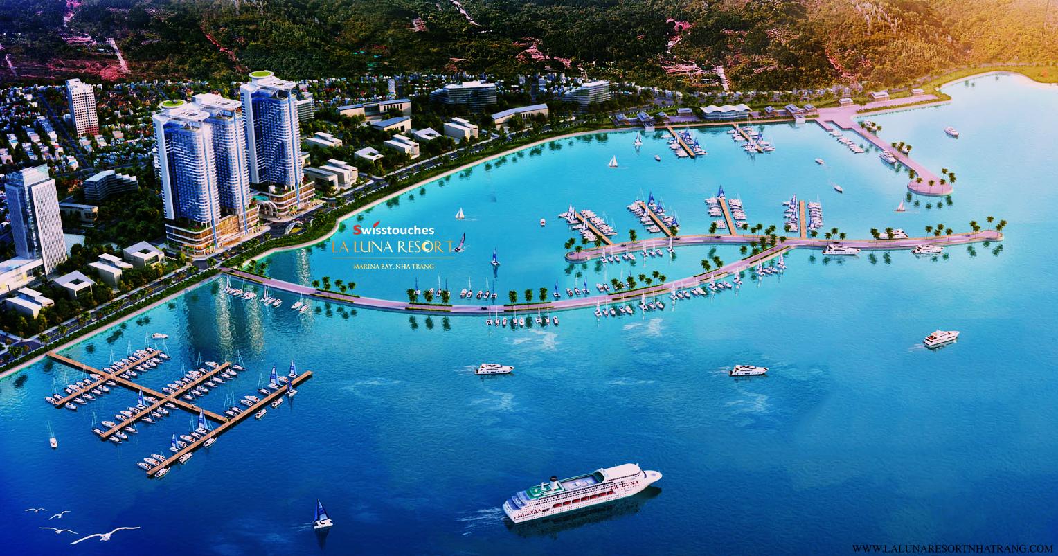 Trải nghiệm sống hoàn hảo tại La Luna Resort Nha Trang
