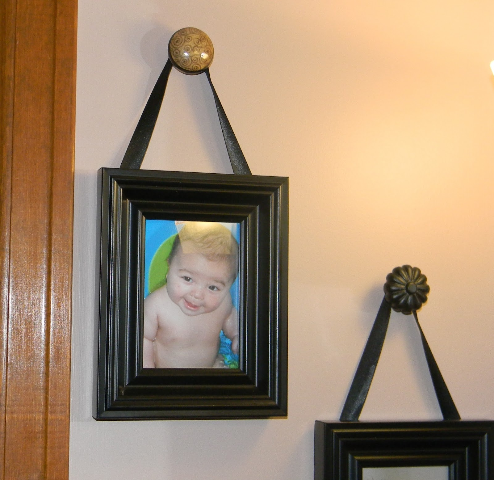 Pin Or Pass: A Fun Way To Hang Your Picture Frames