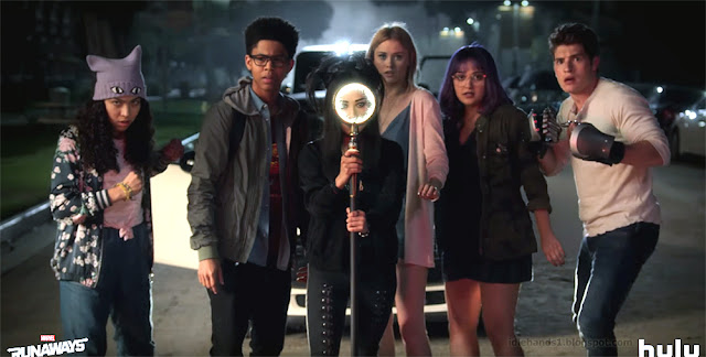 Marvel's Runaways on Hulu