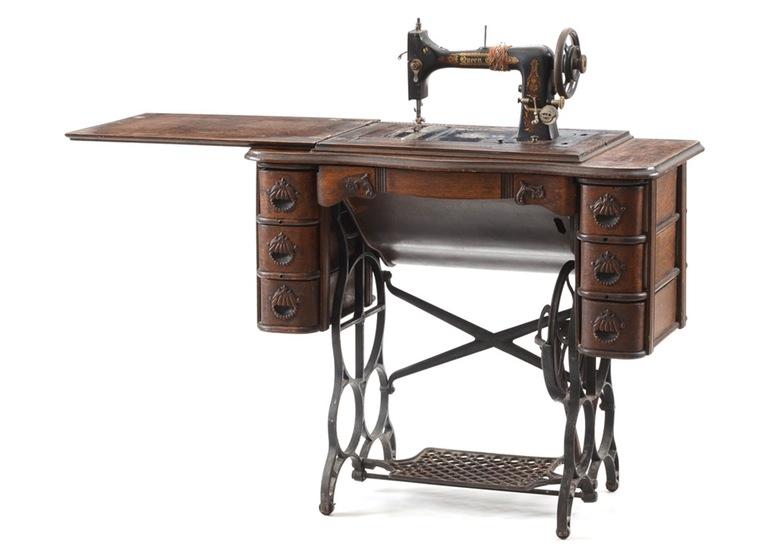 Museo De Maquinas De Coser Y Costura Queen City Sewing