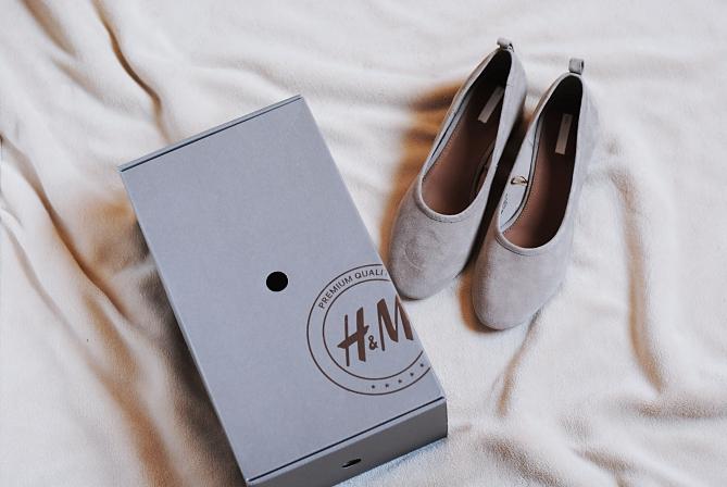 H&M Glove Granny Shoes Heels