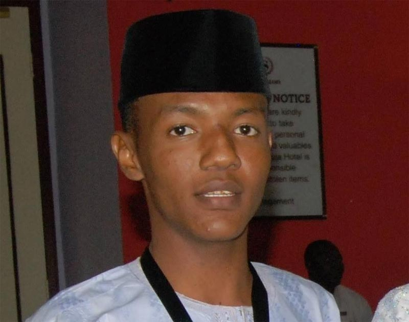 """Wanted"" journalist Ahmed Bolori visits Army Command in Borno, no one cares to arrest him"