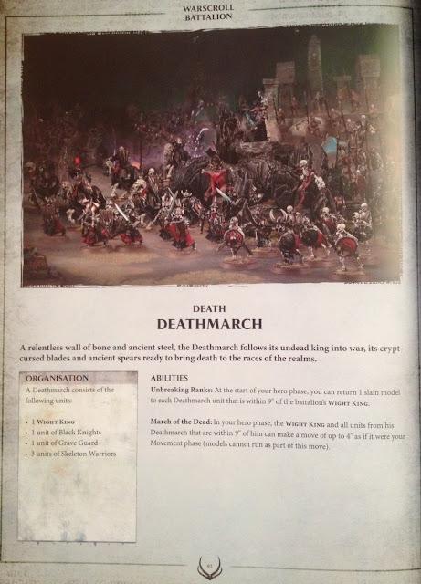Deathmarch Nagash