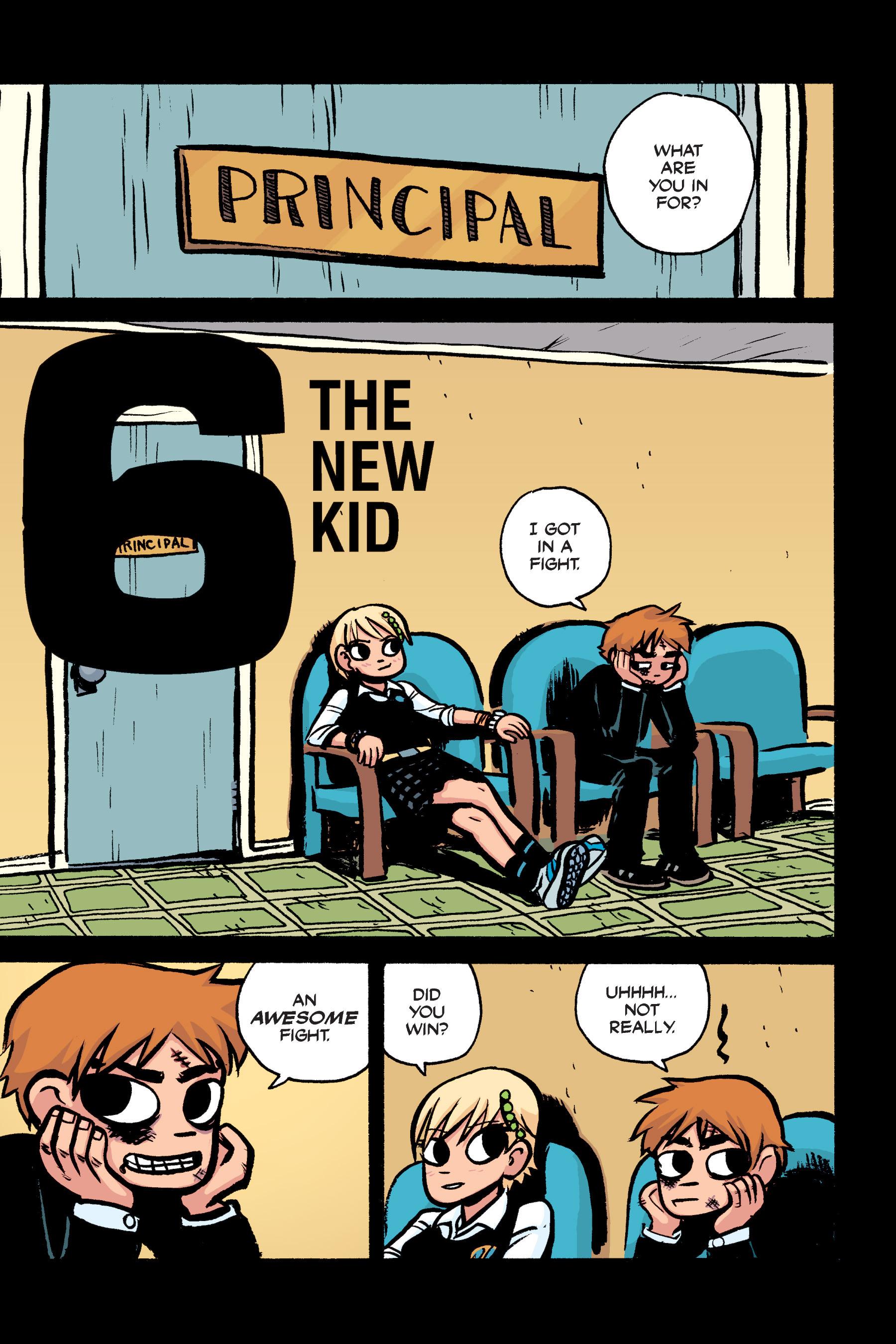 Read online Scott Pilgrim comic -  Issue #2 - 8
