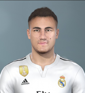 PES 2019 Faces Sergio Reguilón by Sofyan Andri