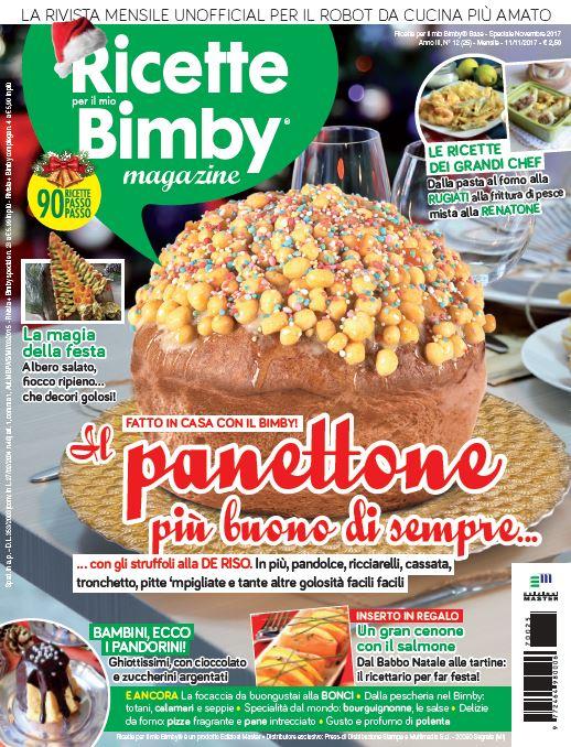 Ricette bimby 2017