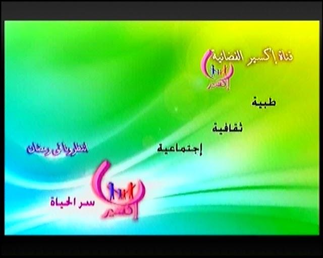 IXIR TV - Nilesat Frequency