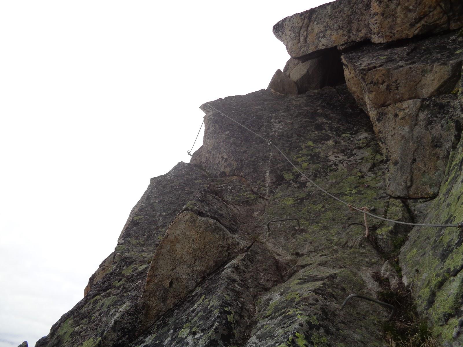 Klettersteig Krokodil : Das klettersteigland deutschland entdecken bergsteigen