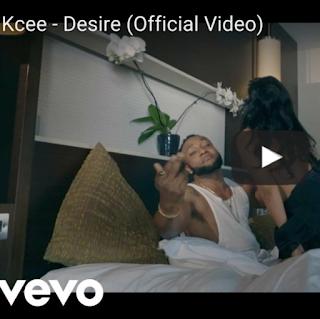 VIDEO : Kcee - Desire.mp4
