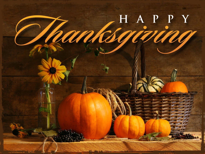 happy thanksgiving - photo #1