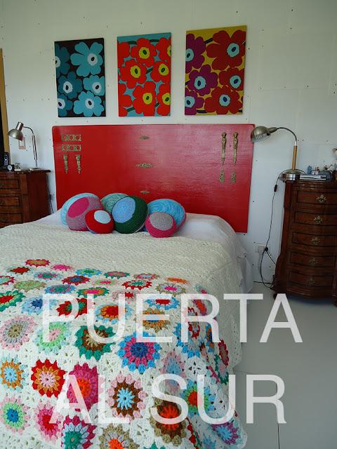 manta crochet grande - Que lindo abrigar la casas con mantas tejidas...