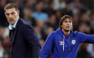 Chelsea's Conte blasts Premier League schedulers