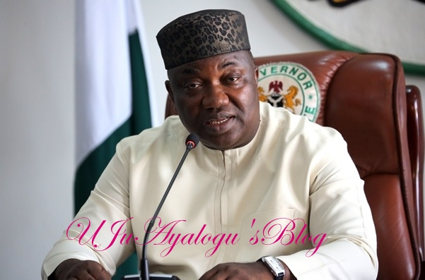 Christmas: Governor Offers Enugu Indigenes FREE Transport from Lagos, Abuja, Sokoto, Others