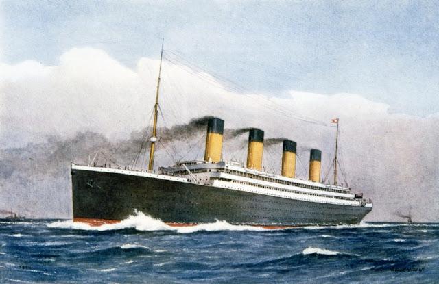Sejarah Singkat Titanic