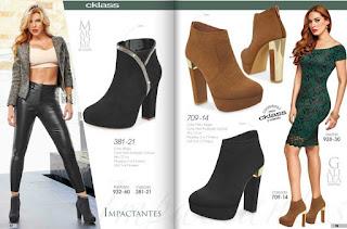 Catalogo damas zapatos Cklass Primavera verano 2017 | fashion