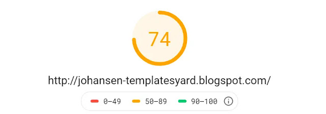 Johansen Responsive Magazine News Portal Blogger Template Theme