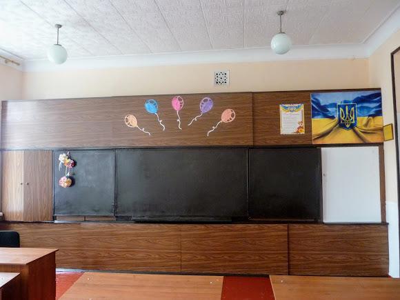 Константиновка. Школа № 15. 1961 г. Предметные кабинеты