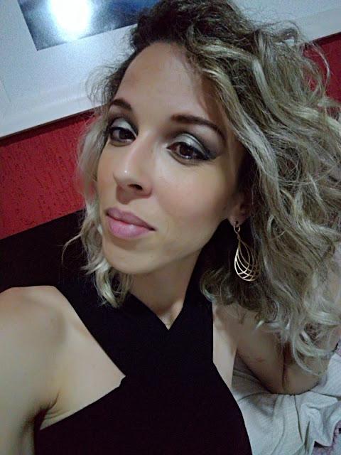 Resultado da linha Curly da Charis Professional para cabelos cacheados