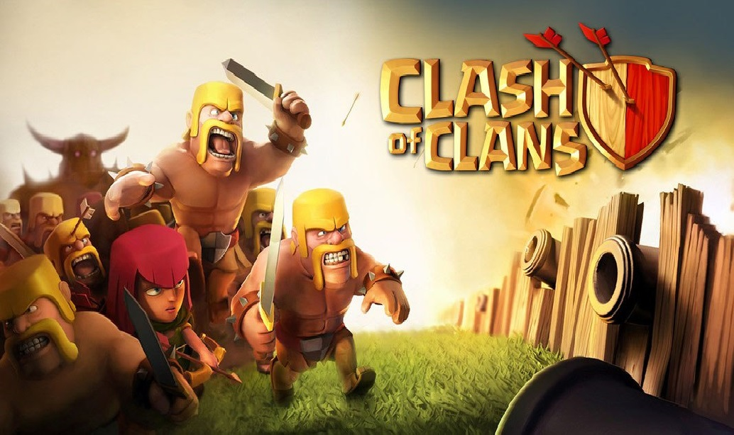 Download Game Clash Of Clans Mod Apk Full Version