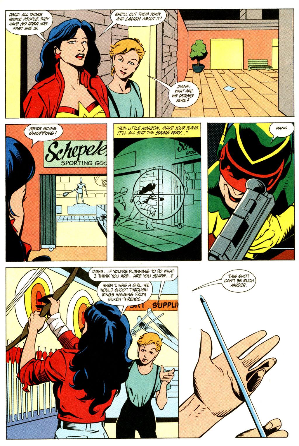 Read online Wonder Woman (1987) comic -  Issue #79 - 19