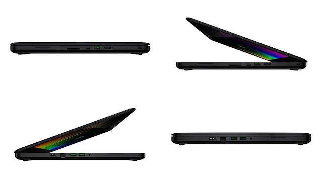 Razer Blade Pro Best Gaming Laptop of 2017