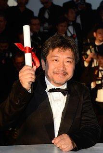 Hirokazu Koreeda. Director of Like Father Like Son
