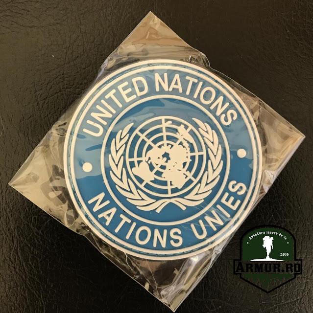 ecuson natiunile unite airsoft