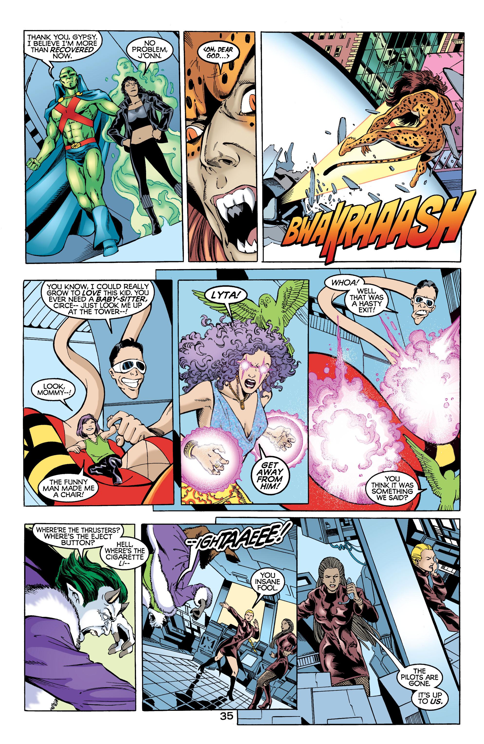 Read online Wonder Woman (1987) comic -  Issue #175 - 35