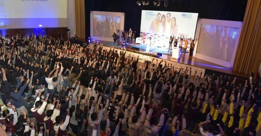 CADE UNIVERSITARIO 2017: Con participación de 650 jóvenes se inició vigésima tercera edición del foro educativo