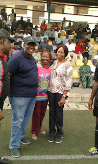 NMJ Salutes NFF VP Seyi Akinwunmi On His 54th Birthday Anniversary