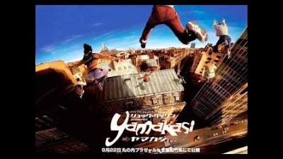 Hollywood Movie in Hindi Yamakasi