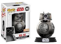 Pop! Star Wars: The Last Jedi - BB-9E (BoxLunch)