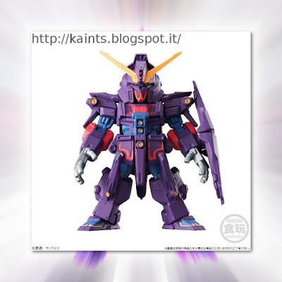 Aperti i pre-ordini per lo Psycho Gundam MK II EX22 della linea FW GUNDAM CONVERGE di Bandai