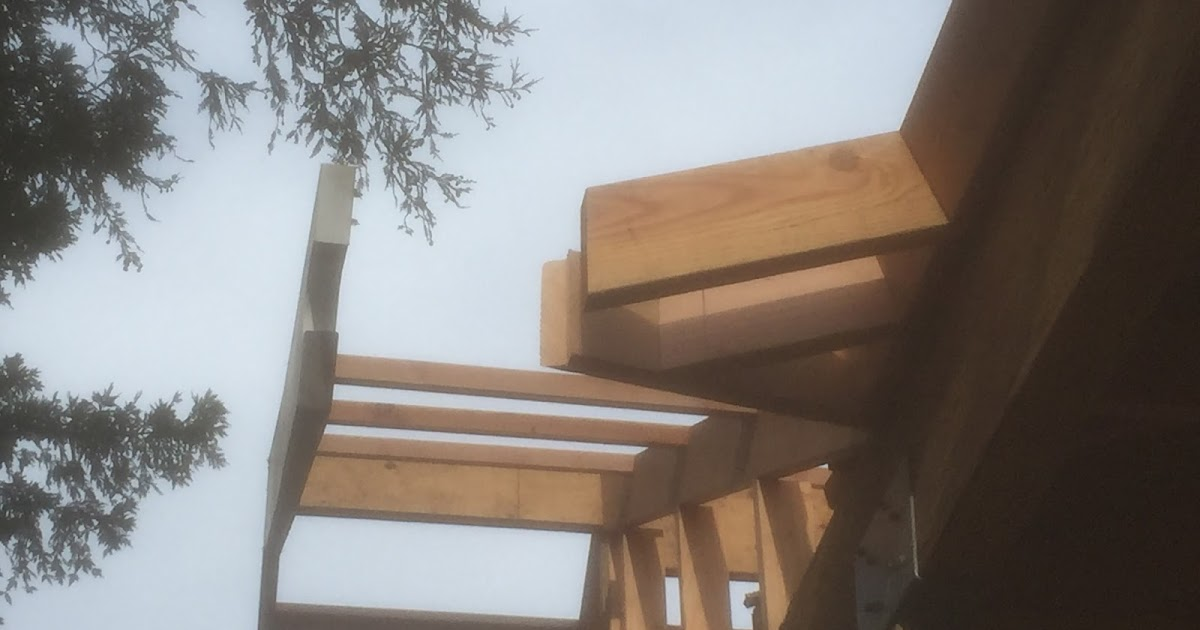 Roof Framing Geometry Unequal Pitched Valley Rafter Tail