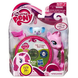 My Little Pony Single with DVD Twinkleshine Brushable Pony