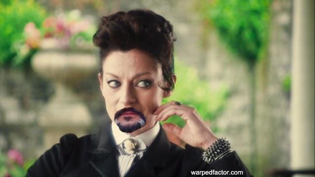 Doctor Who Missy Moffat S Master Stroke Warped Factor