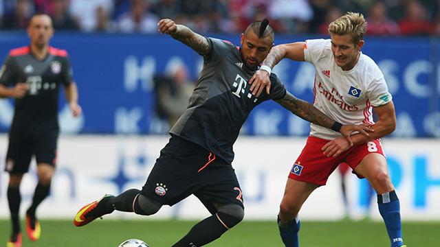 [Video] Cuplikan Gol Hamburg 0-1 Bayern Munchen (Liga Jerman)