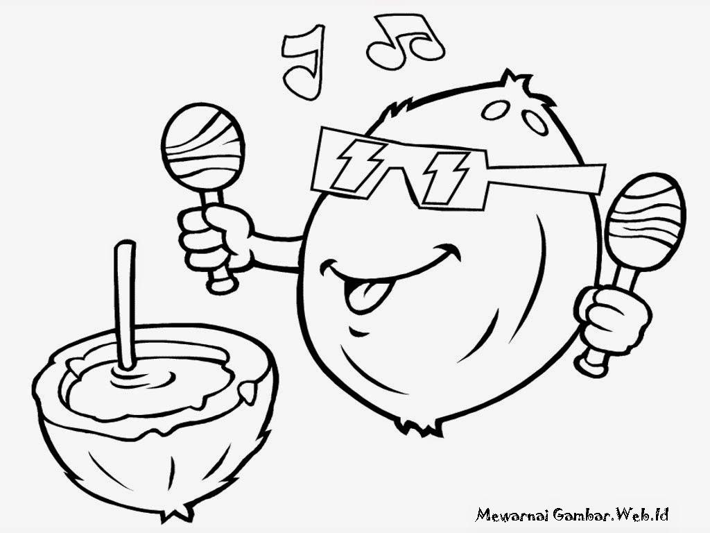 kumpulan gambar kartun orang minum air duinia kartun