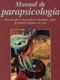 Descargar ebook pdf parapsicología gratis Manual de Parapsicología