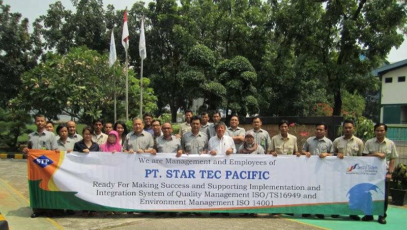 Lowongan Kerja Oktober 2018 SMK Fresh Graduate PT. Star Tec Pasivic