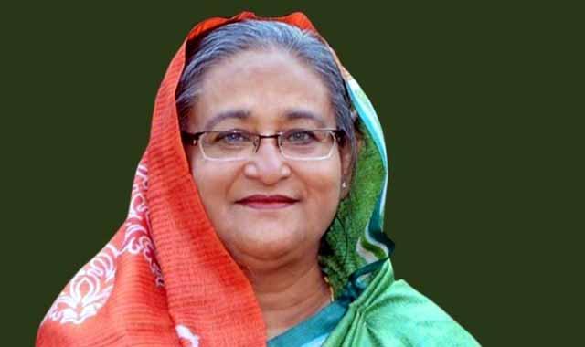 Prime Minister Sheikh Hasina will return home tomorrow