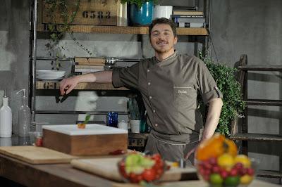 O chef Sebastiano Rovida comanda a série Fábrica de Aperitivos - Divulgação